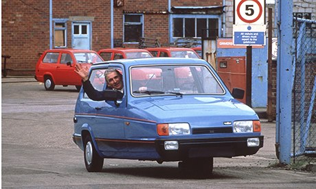 How We Made The Reliant Robin Art And Design The Guardian