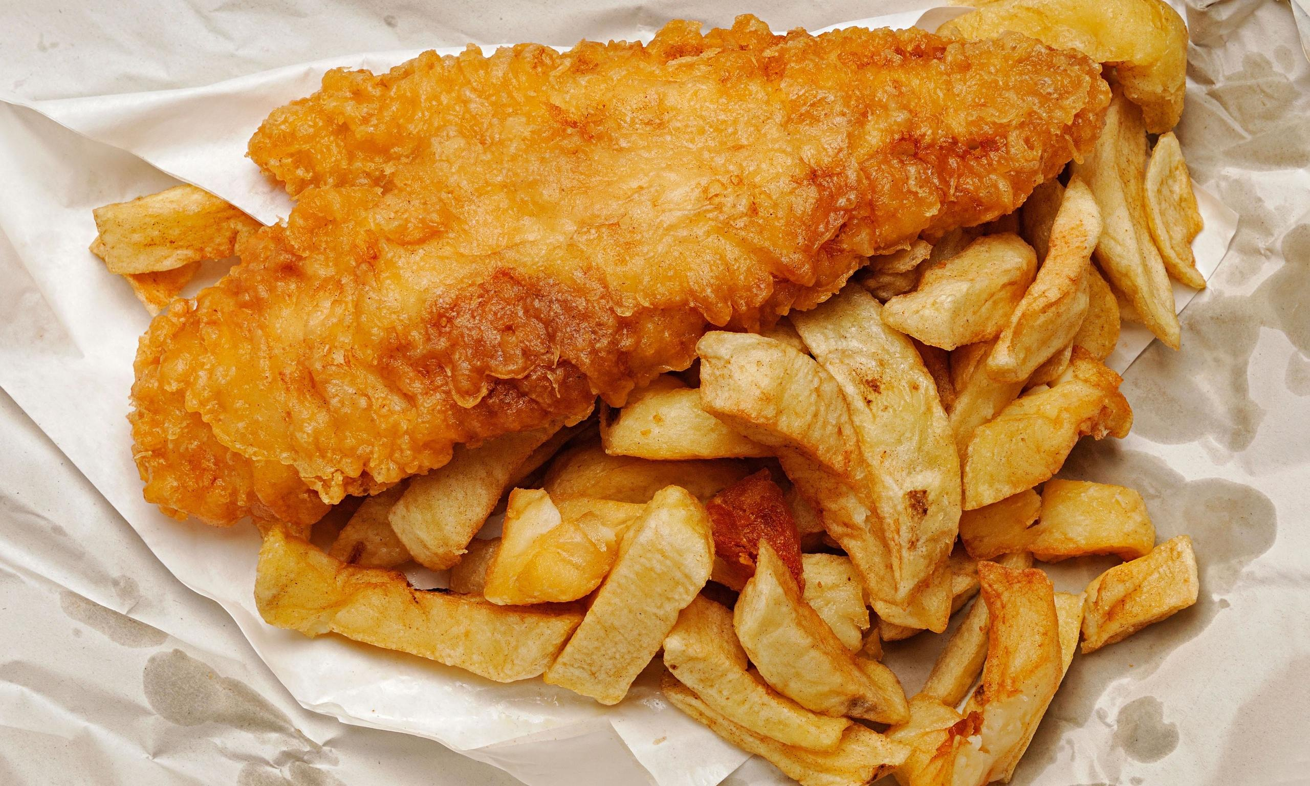 Fish And Chip Shop Potato Cake Recipe