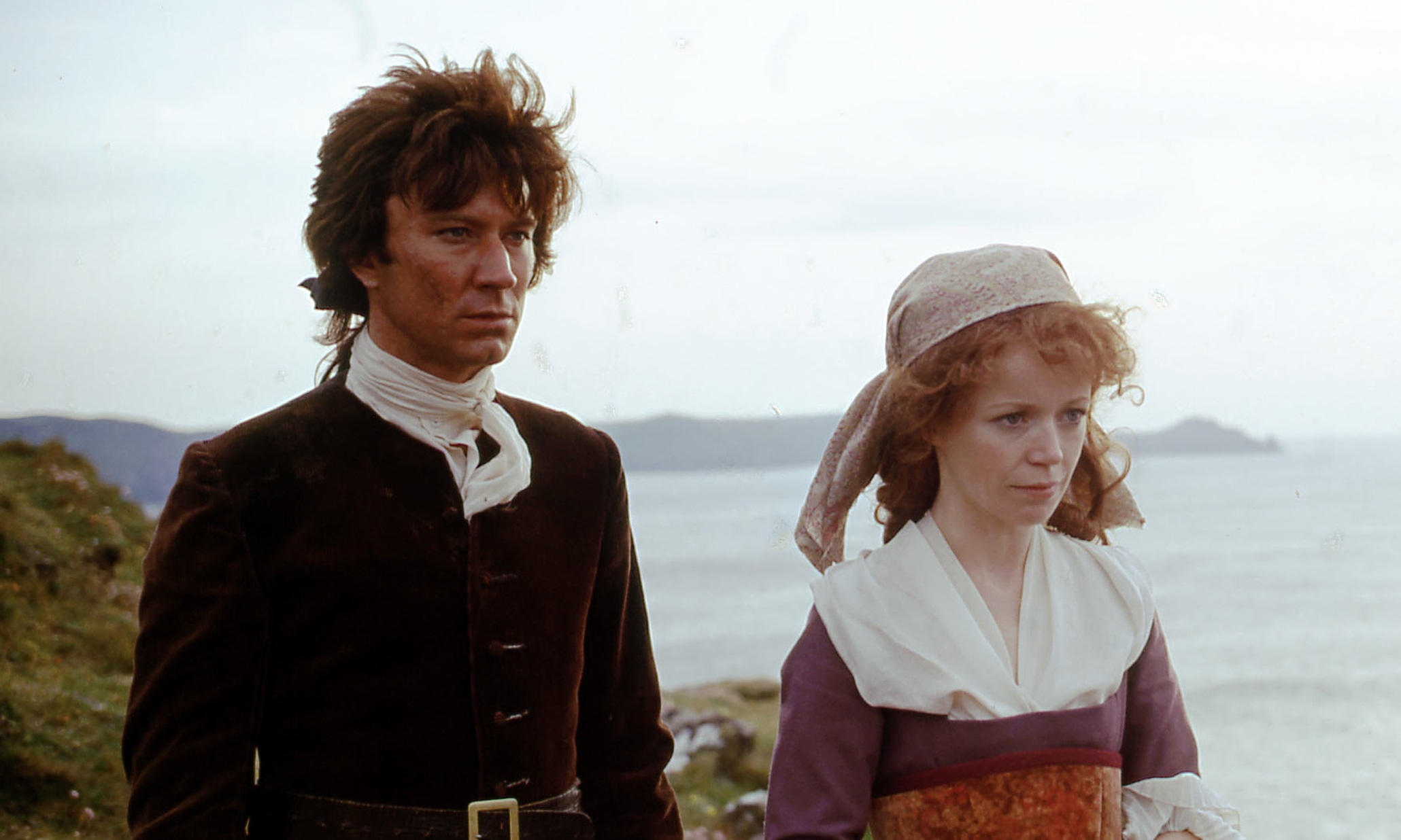 Actors Robin Ellis And Jill Townsend How We Made Poldark