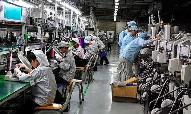 iPhone 5 Foxconn Production LEAKED - YouTube |Foxconn Factory Iphone