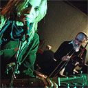 Gemma Hayes jams with Pascal Wyse