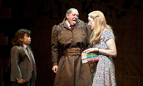 Matilda – review | Stage | The Guardian