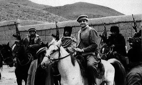 Charlie Wilson in Afghanistan