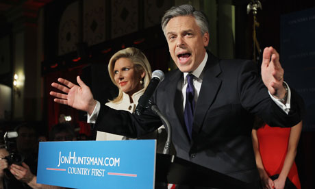 Jon Huntsman, New Hampshire