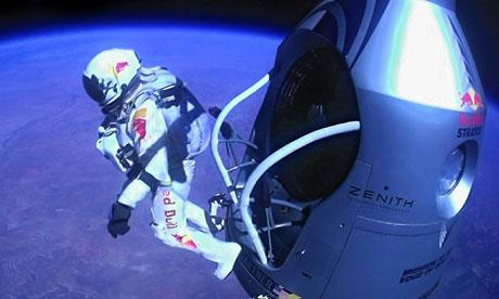 Felix Baumgartner Space Jump Recap