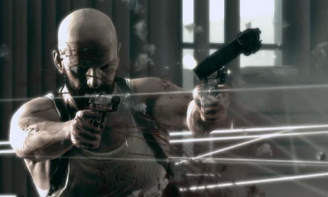 Image from Max Payne Launch Trailer
