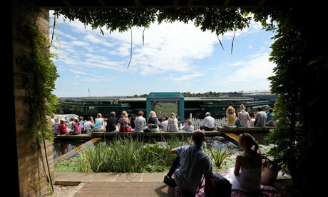 Day two at Wimbledon