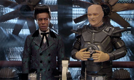 Red Dwarf X: watch an exclusive clip ONE - video