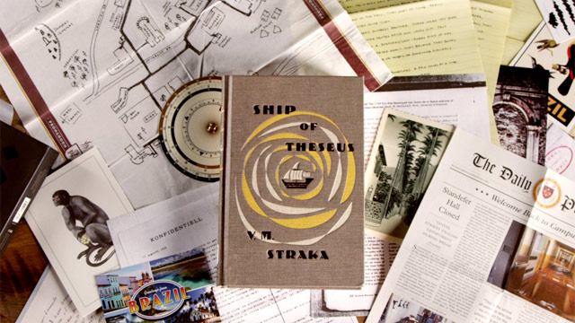 Image result for Ship of Theseus book