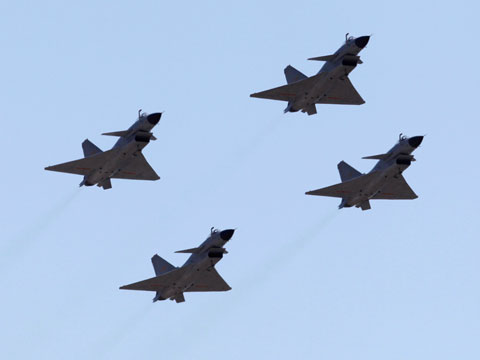China scrambles fighter jets towards US and Japan aircraft in disputed air zone thumbnail