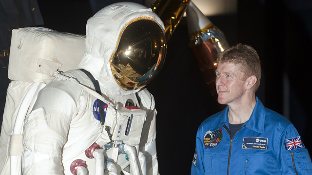 Tim Peake's space station mission could put a rocket under ...