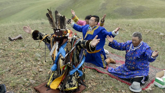 Image result for chinese shaman