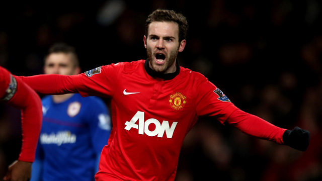The FM Simulator - FM14 Player Experiment - Juan Mata to Manchester United