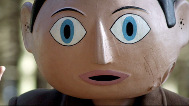 Frank review – a weird, wonderful movie that dances to a different beat |  Film | The Guardian