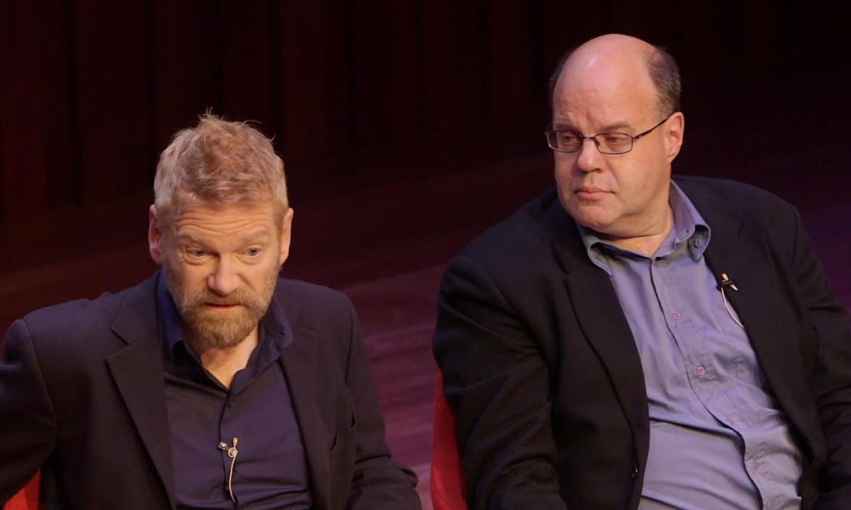 Kenneth Brannagh & Co: How to Make It on stage - video
