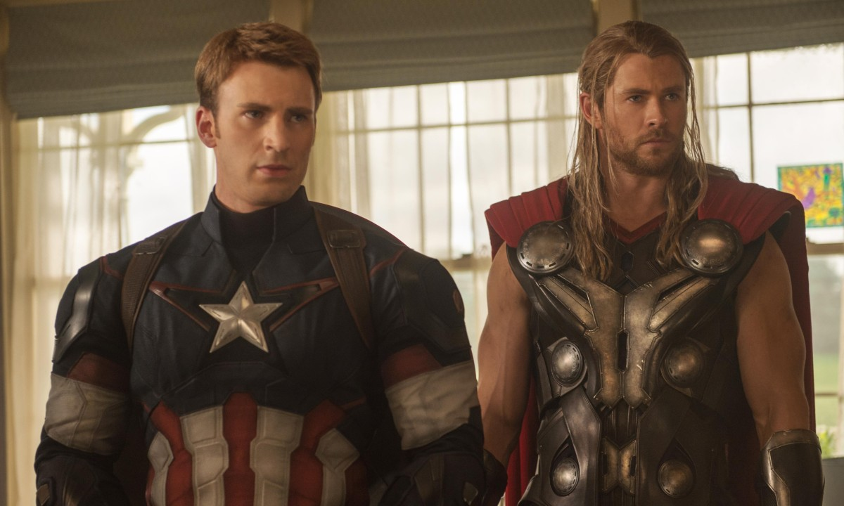Joss Whedon Making The Avengers Is Tough I May Die Film - 18 then and now photos of your favourite on screen superheroes