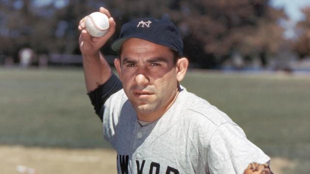 Yogi Berra, baseball Hall of Famer and New York Yankees catcher, dies at 90    Baseball   The Guardian