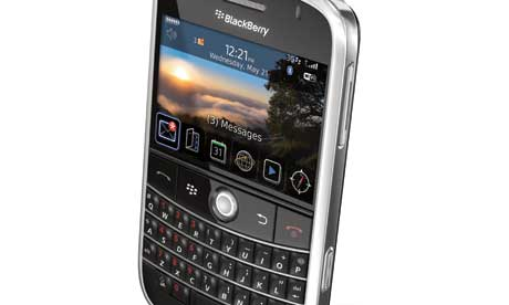 Enterprise supplement: BlackBerry Bold