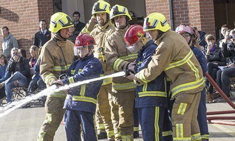 Essex County Fire And Rescue Partnership Runner Up