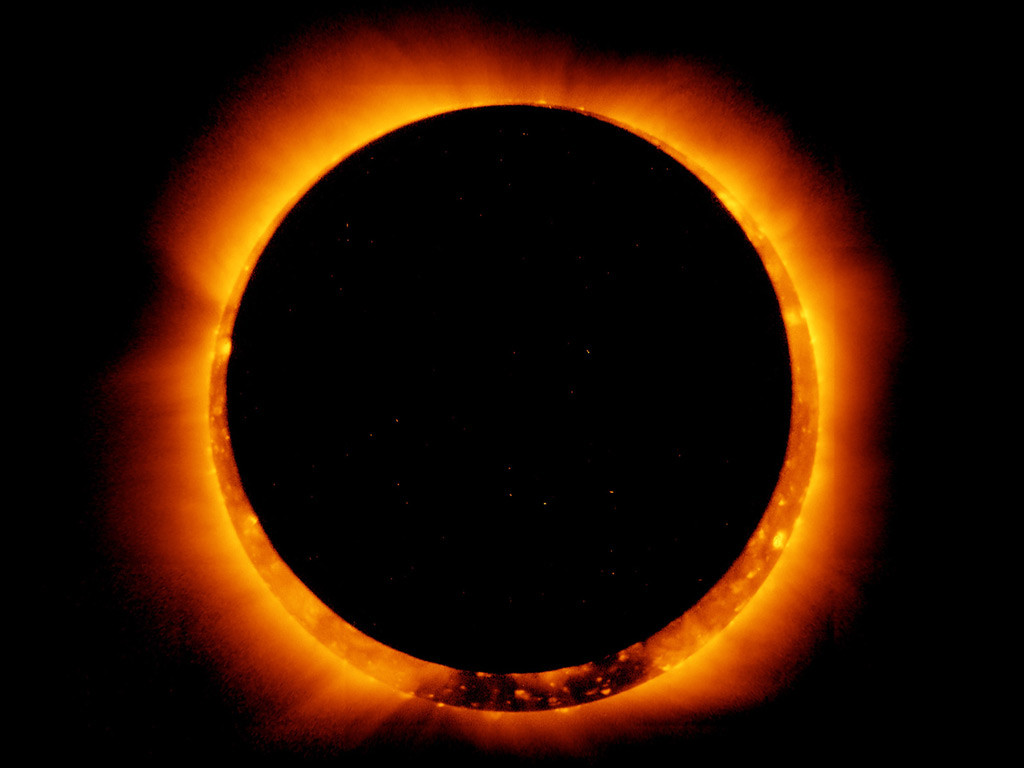 what is an annular eclipse