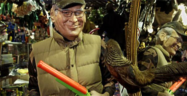 dick cheney hunting incident