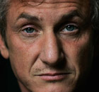 Director and actor Sean Penn