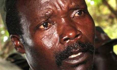 The Lord's Resistance army leader, Joseph Kony, pictured in 2006. Photograph: Stuart Price/AP