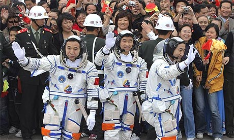 chinese astronauts are called what - photo #42