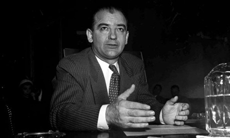 An analysis of how senator joseph mccarthy changed america