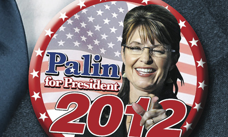 A Sarah Palin badge