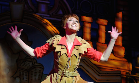 Bonnie Bounces Off To Broadway