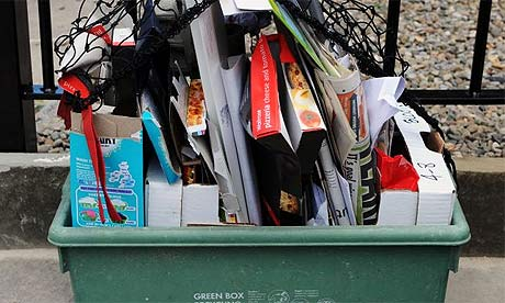 What is the best option for dealing with waste