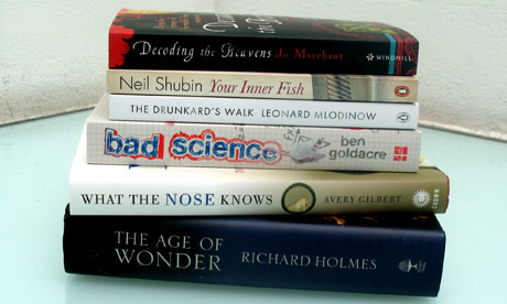 Royal Society Science Book prize main