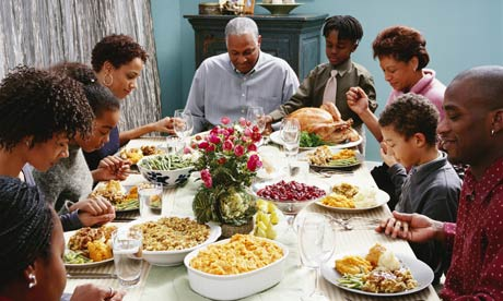Image result for families at thanksgiving