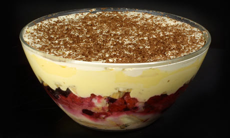 A magnificent trifle