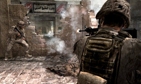 Activision's Call Of Duty: Modern Warfare 2