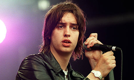 Julian Casablancas, lead singer of The Strokes