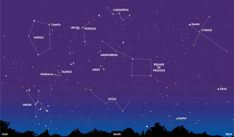 Munwar Current Sky Map