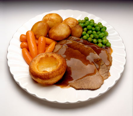Roast Dinner - The Student Room