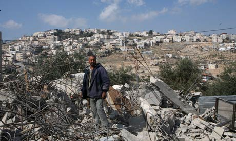 House Demolitions in East Jerusalem