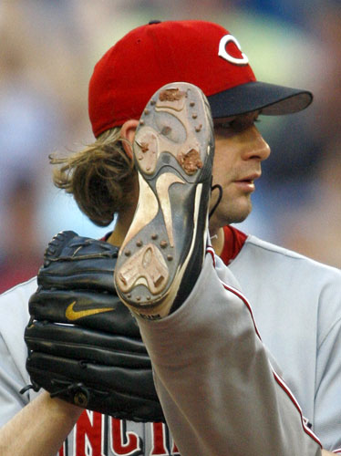 Bronson Arroyo: better pitcher than musician