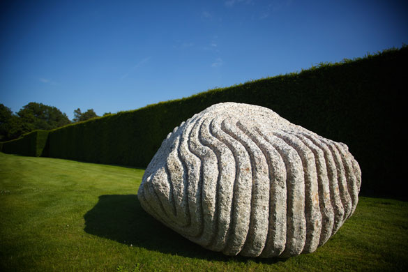 Carved in stone: Peter Randall-Page at Yorkshire Sculpture ...