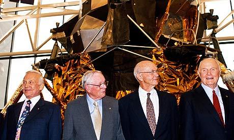 Apollo 11 astronauts call for mission to Mars | Big Boom Blog