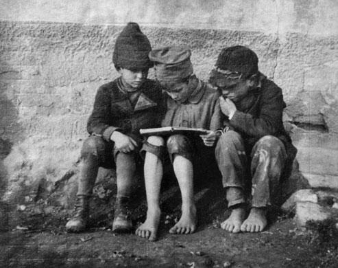 On Reading: André Kertész
