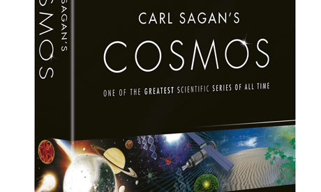 DVD box set of Carl Sagan's Cosmos