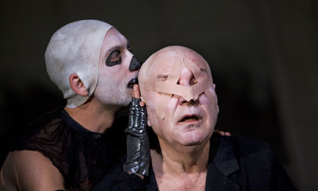Faust performed at The Edinburgh Festival