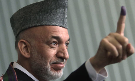 Afghanistan elections: results of the investigation, polling