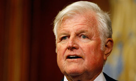 Ted Kennedy, US Senator