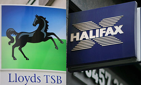 Lloyds and HBOS/Halifax