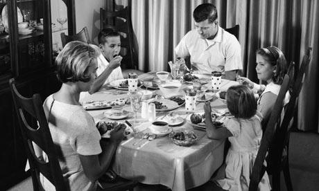 Družinsko kosilo